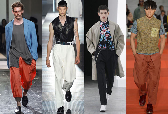 BAGGY PANTS TRENDS SS13