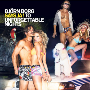 #UNFORGETTABLENIGHT @BJORNBORG