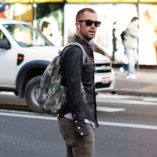 PRINTS: CAMO #MENSWEAR #TREND